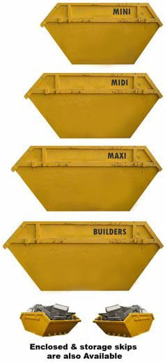 skips for hire sheffield